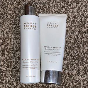 Monat Beautiful Brunette Shampoo/Conditioner